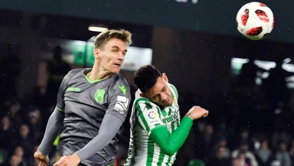 Без победител между Бетис и Реал Сосиедад