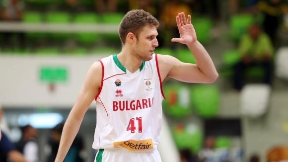 Везенков: Целта на националния отбор е класиране на Евробаскет 2021