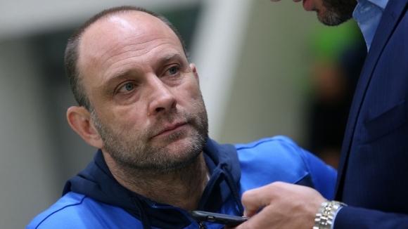 Тити Папазов: Ще бъде тежко, Берое се представя стабилно