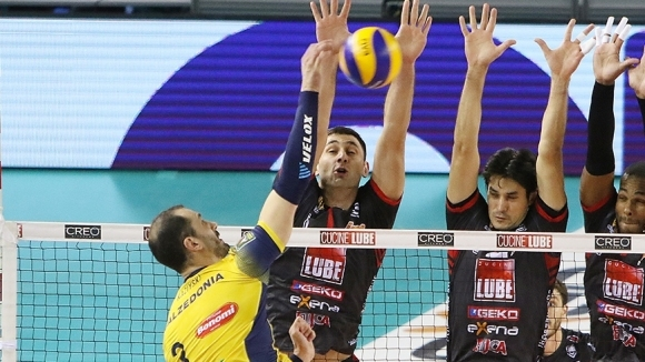 Цветан Соколов стигна 3000 точки в шампионата и Купата на Италия