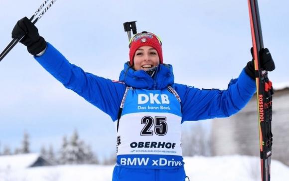 Лиза Витоци спечели преследването на 10 километра в Оберхоф