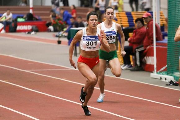 """Виктория Георгиева най-бърза на 60 метра на """"Академик"""""""