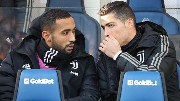 Oще един играч на Юве пропуска финала срещу Милан