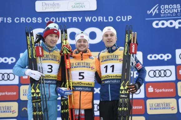 Победи за Швеция и Норвегия в отборните спринтове в Дрезден