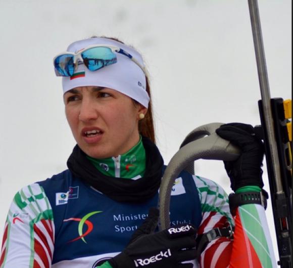 Дафинка Коева с 27-о място в спринта на 7.5 км за Купата на ИБУ по биатлон в Полша