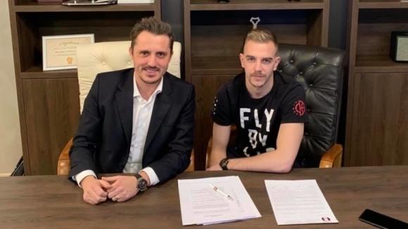 Пламен Илиев има нов мениджър