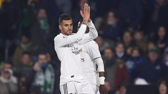 Реал Мадрид някак се измъкна в Севиля... с 26% владение на топката (видео+галерия)