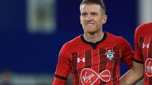 Рейнджърс привлече капитана на националния отбор на Северна Ирландия