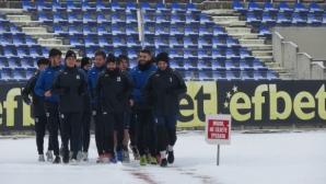 Монтана започна подготовка без нови футболисти