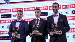 Петков с повече първи места от Десподов, Неделев с най-много номинации (пълни резултати)