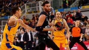Барселона спечели четвърта поредна победа в Евролигата