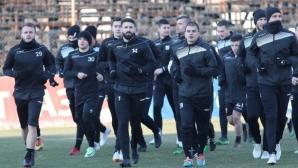 Юноша на Манчестър Сити дойде на проби в Локомотив (Пловдив)