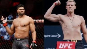 Овърийм vs. Волков в завръщането на UFC в Русия през април
