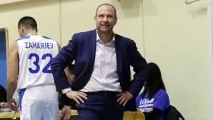 Константин Папазов: Имаше грешки и в двете посоки, но това не повлия на мача
