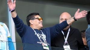 Марадона претърпя операция