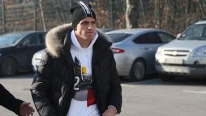 Андерлехт следи ситуацията около Кирил Десподов