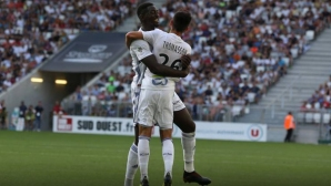 Страсбург се добра до успеха срещу Тулуза