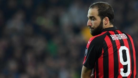 Игуаин иска да напусне Милан, смята Капело