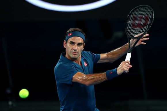 Шампионско начало за Федерер