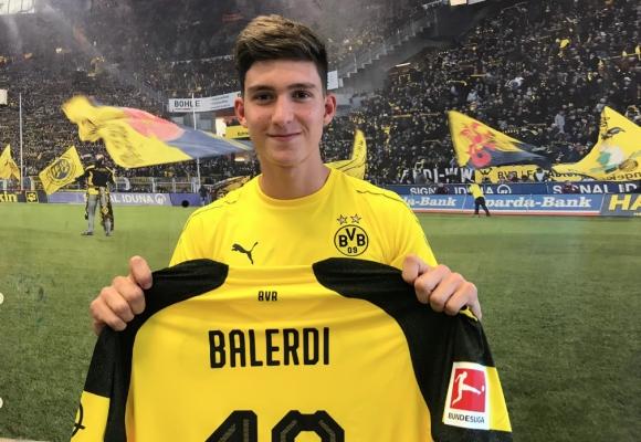 Официално: Борусия (Дортмунд) обяви трансфер от Бока Хуниорс