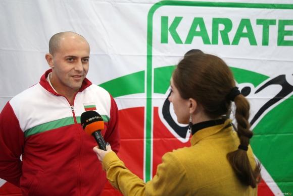 Ангел Ленков пред Sportal.bg: Разчитаме на трима състезатели за олимпийски квоти