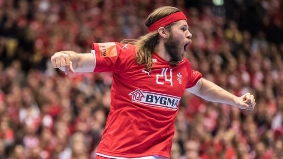Дания продължи победната си серия на Световното по хандбал