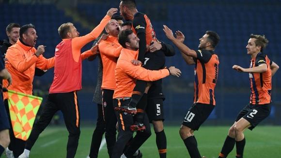 УЕФА позволи на Шахтьор да се върне в Харков