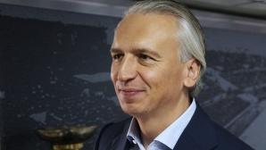 """Генералният директор на """"Газпром нефт"""" ще става президент на Руския футболен съюз"""