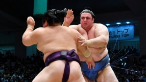 Втора победа за Аоияма на Големия новогодишен турнир