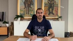 Край на сагата! Тиаго Родригес се обвърза дългосрочно с ЦСКА-София