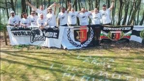 Фенска организация на Локо (Пд) празнува годишнина
