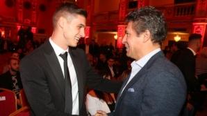 87% от феновете на Астън Вила искат Десподов в отбора
