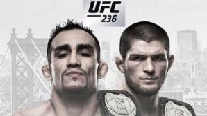 Хабиб срещу Фъргюсън и Конър срещу Сен Пиер на UFC 236?