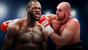 Хърн: Антъни Джошуа има повече шансове да се бие с Тайсън Фюри, отколкото с Дионтей Уайлдър
