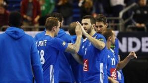 Шампионът Франция продължава да доминира на Световното