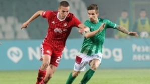 Валентин Антов: Надявам се да получавам повече игрови минути (видео)