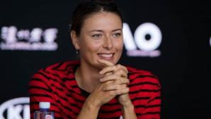 Шарапова пуска шеги след силния старт в Австралия