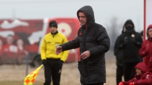 Германея стартира зимната си подготовка на терена в Драгалевци