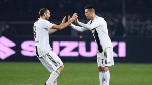 Киелини: Шампионска лига беше мечта, с Роналдо е реална цел