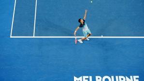 Резултати от първия кръг на Australian Open