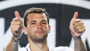 Очаквайте на живо: Григор срещу Куевас