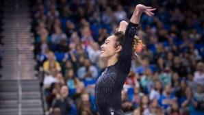 Перфектната гимнастичка, която не иска медали