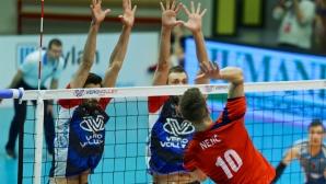 Виктор Йосифов и Монца на 1/4-финал в Европа (снимки)