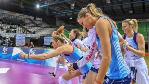 Ели Василева и Скандичи на крачка от полуфинал за Купата на Италия (видео + снимки)