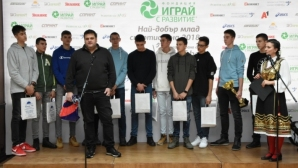 Мартин Стоев: Младите ни волейболисти сами си поставят високи цели
