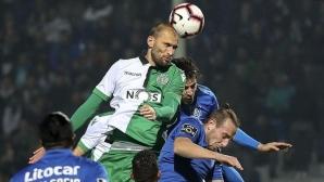 Стивън Петков и Фейрензе загубиха от Спортинг за Купата на Португалия