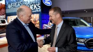 Volkswagen и Ford обявиха глобалния си съюз