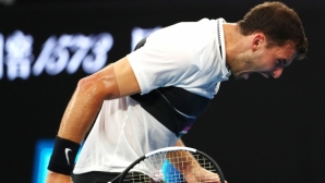Григор Димитров изравни национален рекорд и стигна 1/8-финалите на Australian Open!