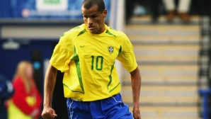 Ривалдо става консултант на третодивизионен марокански отбор