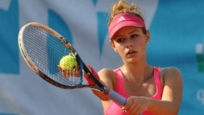 Стаматова достигна до полуфиналите на двойки в Турция
